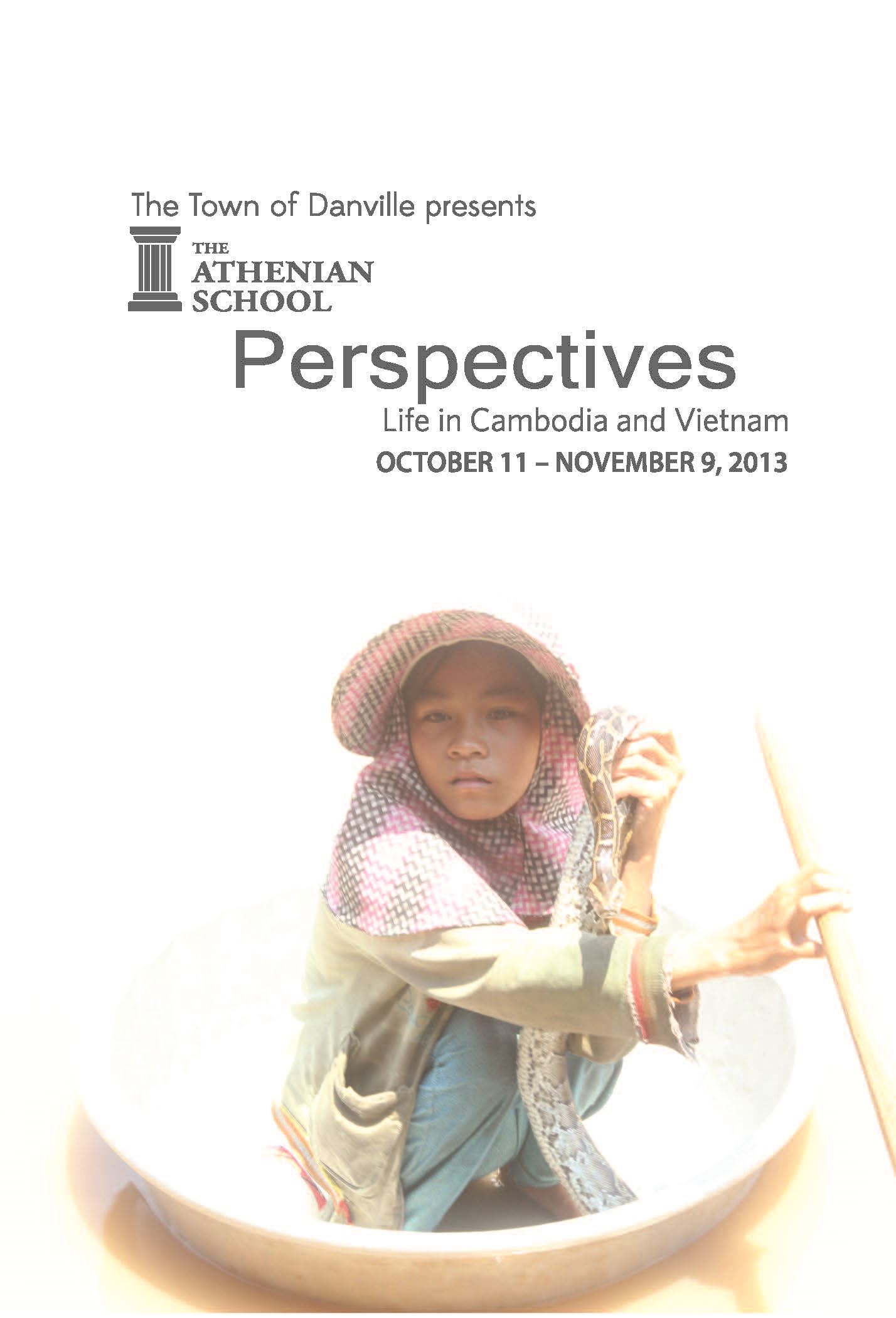 2013 - Athenian Perspectives