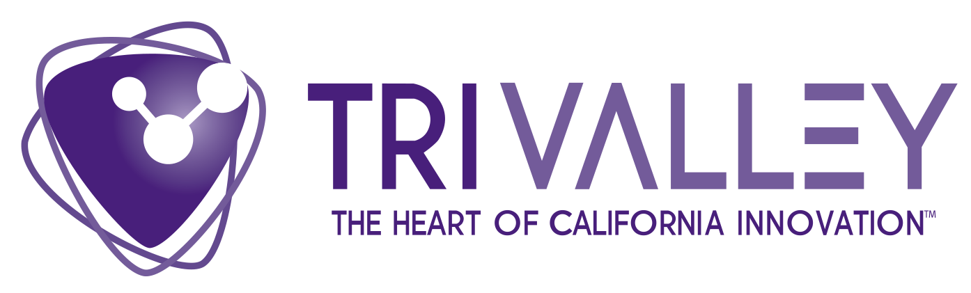 Tri Valley - The Heart of California Innovation Logo
