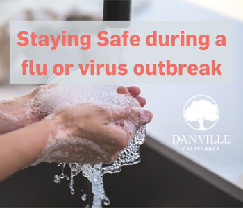 Staying Safe during a flu or virus outbreak