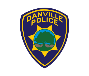 Danville Police Badge
