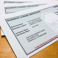 Doing Business - Business License