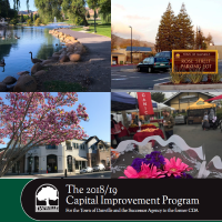 Cover of Capital Improvement Program Document